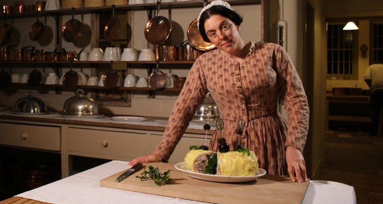Como se cozinhava no século 19?
