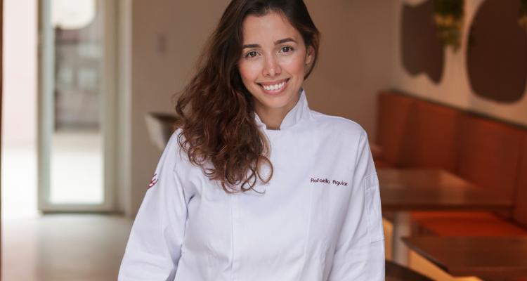 Rafaella Aguiar, do Apó